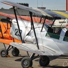 Stampe Fly In 2009 002
