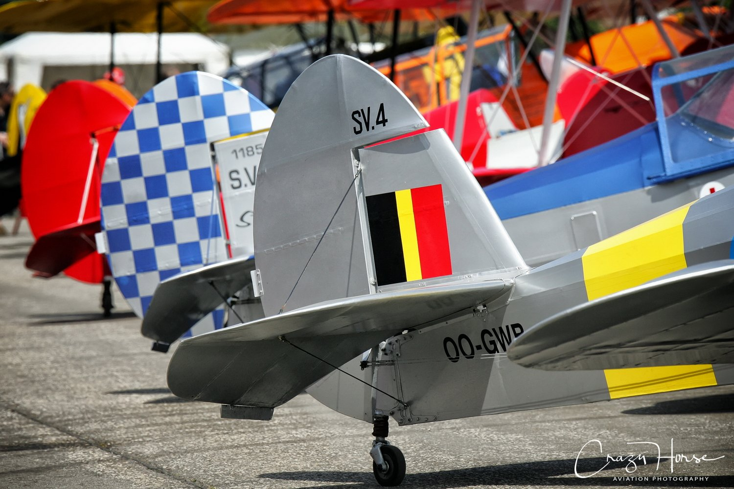 Stampe Fly In 2009 019