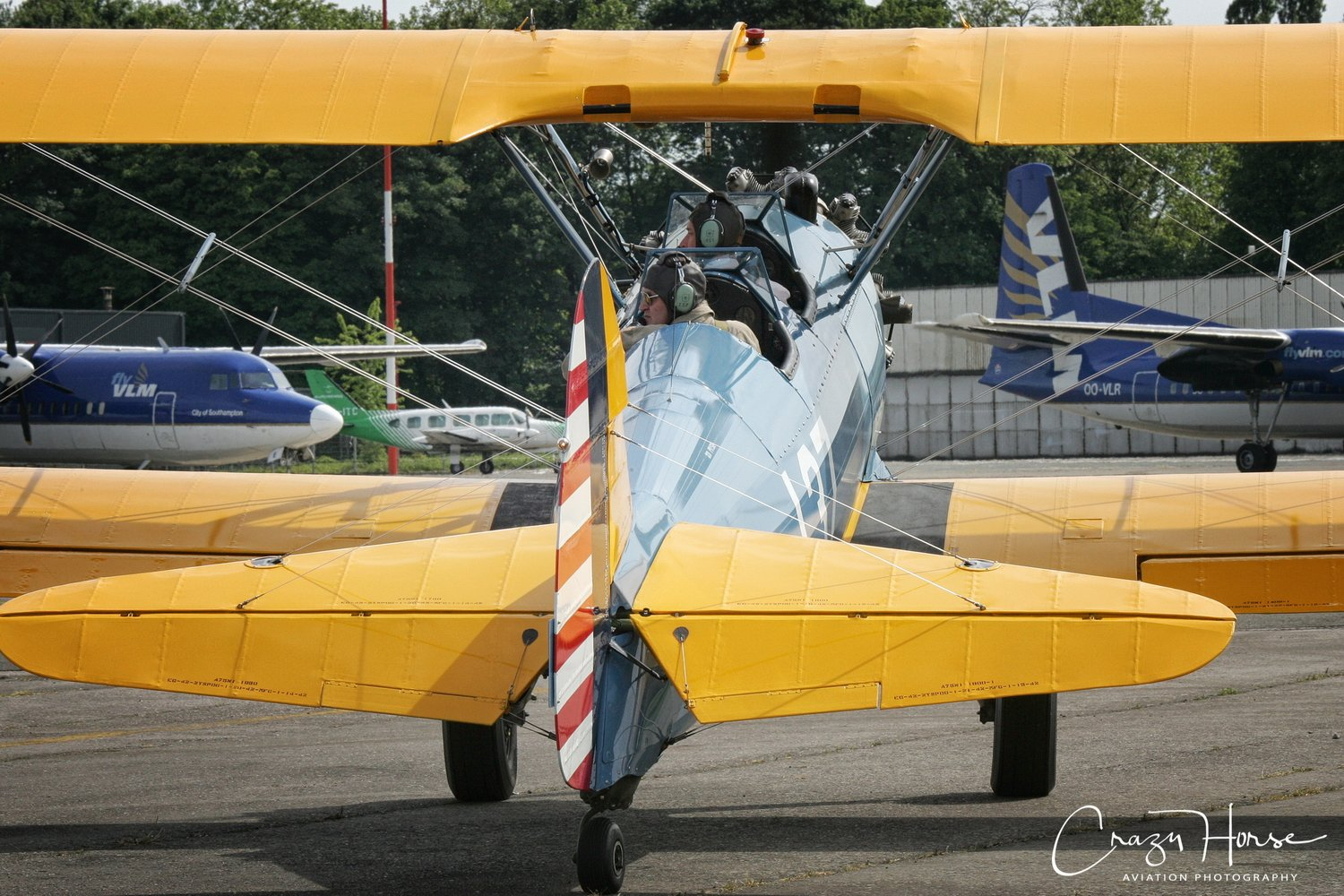 Stampe Fly In 2009 024